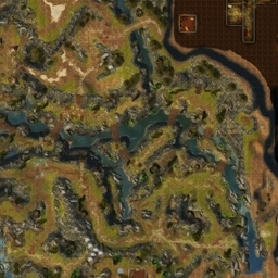 Luculla Forest Map | Divinity: Original Sin on