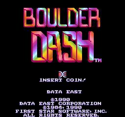 Boulder Dash / Boulder Dash Part 2