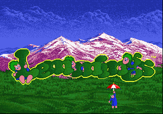 Lemmings Prototype