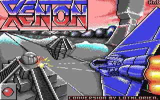 Xenon for Commodore 64