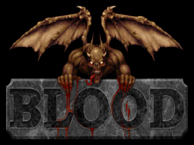 Blood for PC DOS