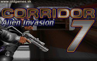 Corridor 7: Alien Invasion for PC DOS