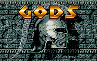 Gods pre PC DOS