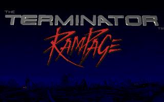 Terminator, The: Rampage pre PC DOS