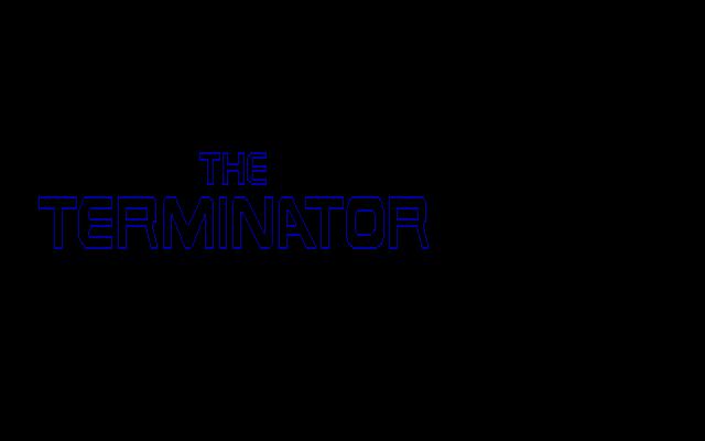 Terminator, The pre PC DOS
