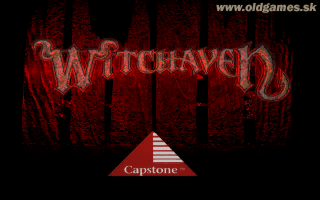 Witchaven pre PC DOS