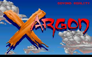 Xargon for PC DOS