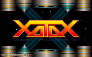 Xatax for PC DOS