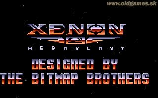 Xenon 2: Megablast for PC DOS