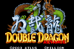 Double Dragon for Game Boy Advance
