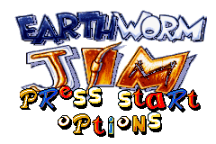 Earthworm Jim for Game Boy Advance