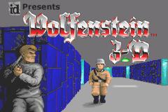 Wolfenstein 3D pre Game Boy Advance