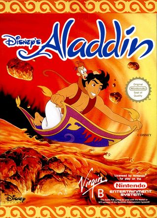 Aladdin, Disney's