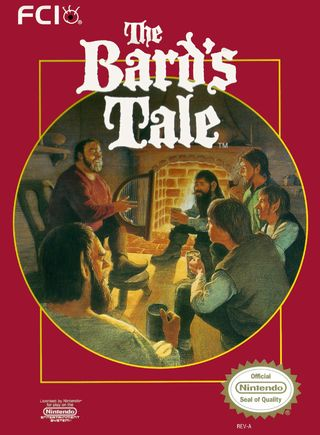 Bard's Tale 1: Tales of the Unknown
