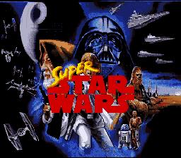 Super Star Wars pre SNES
