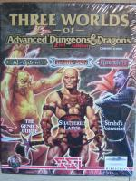 Three worlds of AD&D