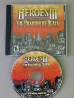 Heroes of Might and Magic III: The Shadow of Death (CD)