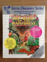 EcoQuest 2: Lost Secret of the Rainforest