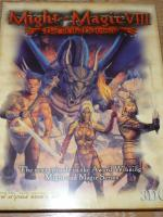 Might and Magic VIII : Day o the Destroyer