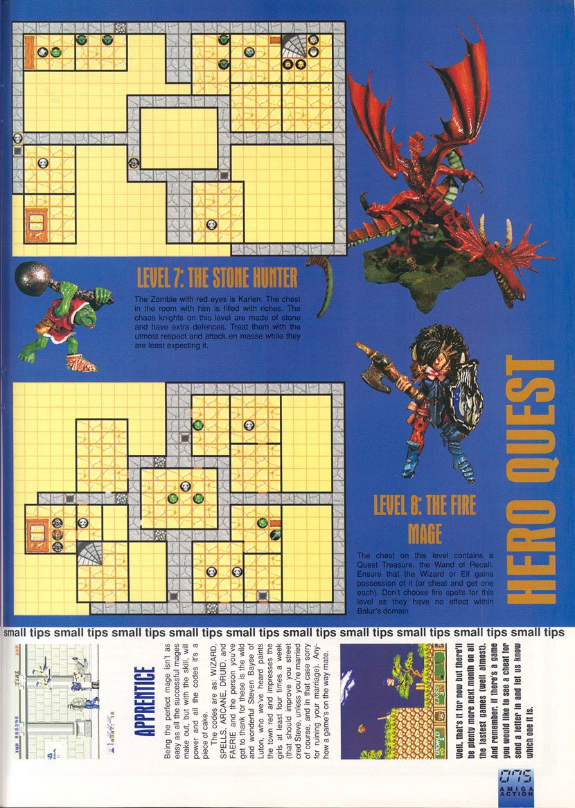 Amiga Action 23 :: Magazine