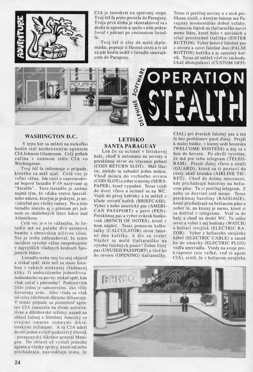 Operation stealth n vod 1 bit 10 92 page 13 for Operation stealth