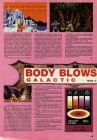 Body Blows Galactic