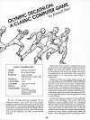 Olympic Decathlon: A Classic Computer Game