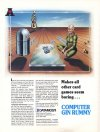 Advertisement: Computer Gin Rummy