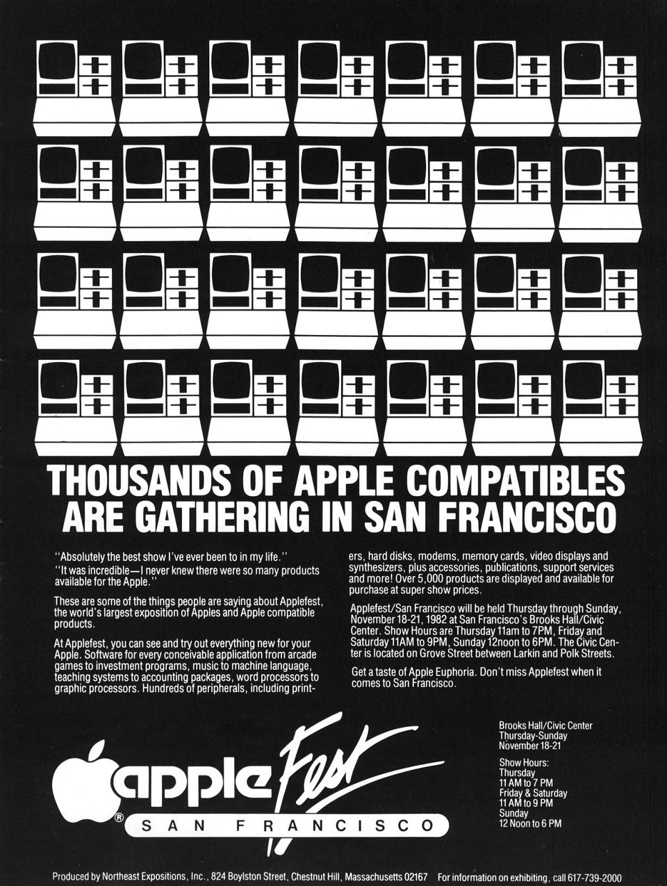 Advertisement: Apple Fest