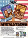 Ads: MicroProse Software