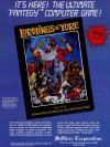 Ads: Lordlings of Yore