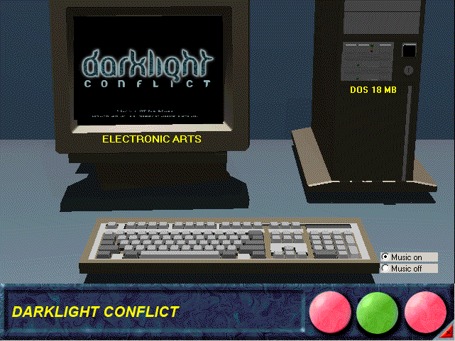 Darklight Conflict (Demo)
