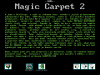 Magic Carpet 2 - Demo