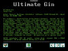 Ultimate Gin - Shareware