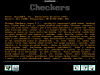 Checkers v2.3 (Shareware)