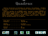 Quadrax (Demo)