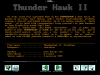 ThunderHawk II: Firestorm (Demo)