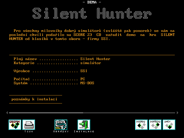 Silent Hunter (Demo)