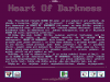 Demo: Heart of Darkness