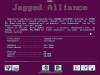 Demo: Jagged Alliance