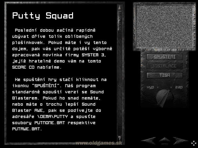 Demo: Putty Squad