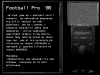 Demo: Football Pro 96