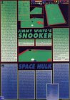 Jimmy White's Snooker, Space Hulk