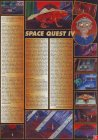 Space Quest 4, Návod
