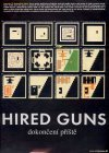 Hired Guns (Amiga), Mapy
