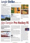 Jungle Strike, Alex Dampier Pro Hockey 95