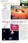 Comanche Mac, Wing Commander IV - Preview