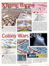 Preview: XTreme Racing, Colony Wars 2492