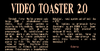 Video Toaster 2.0