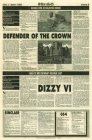 Defender of the Crown, Dizzy VI - Návod